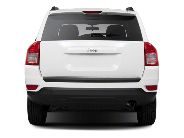 2012 Jeep Compass Prices and Values Utility 4D Limited 4WD rear view