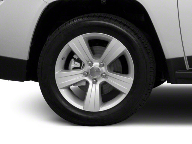 2012 Jeep Compass Prices and Values Utility 4D Limited 4WD wheel