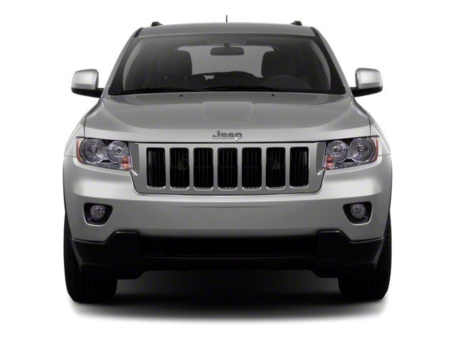 2012 Jeep Grand Cherokee Prices and Values Utility 4D SRT-8 4WD front view