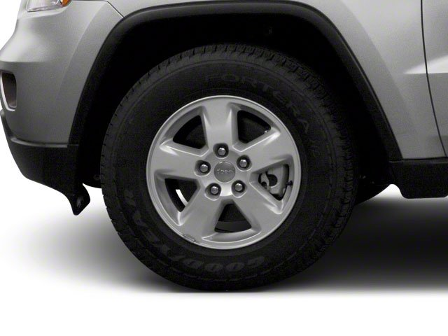 2012 Jeep Grand Cherokee Prices and Values Utility 4D SRT-8 4WD wheel
