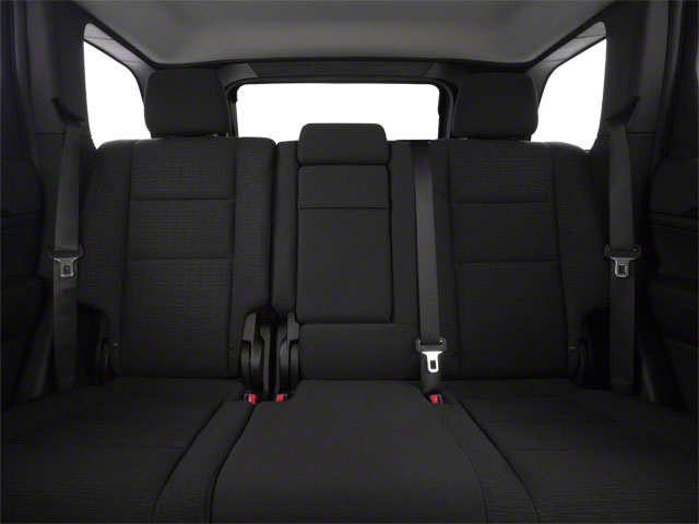 2012 Jeep Grand Cherokee Prices and Values Utility 4D SRT-8 4WD backseat interior