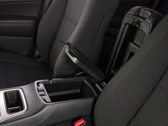 2012 Jeep Grand Cherokee Prices and Values Utility 4D SRT-8 4WD center storage console