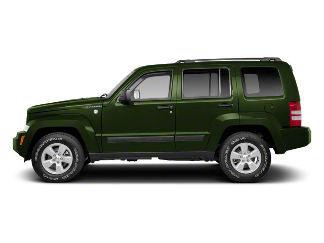 2012 Jeep Liberty Prices and Values Utility 4D Limited 4WD side view