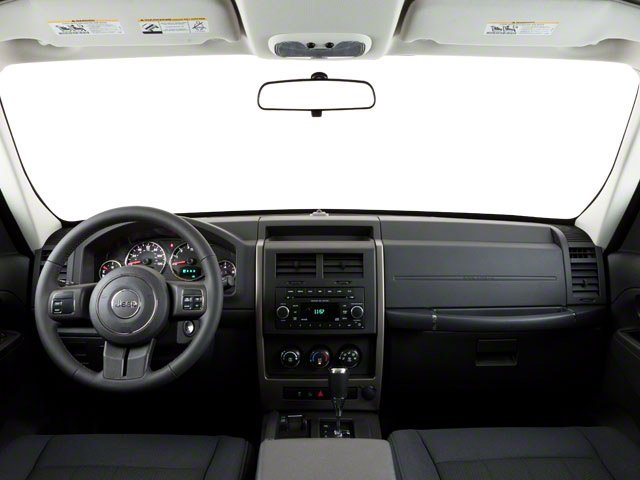 2012 Jeep Liberty Prices and Values Utility 4D Sport 2WD full dashboard