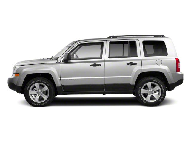 2012 Jeep Patriot Pictures Patriot Utility 4D Limited 2WD photos side view