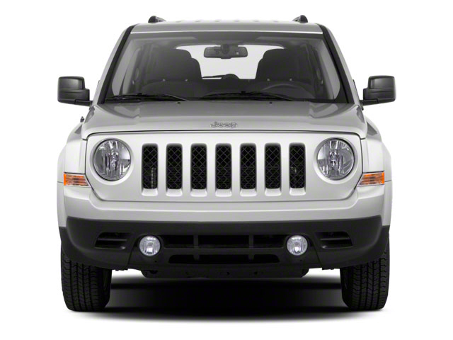 2012 Jeep Patriot Prices and Values Utility 4D Latitude 4WD front view