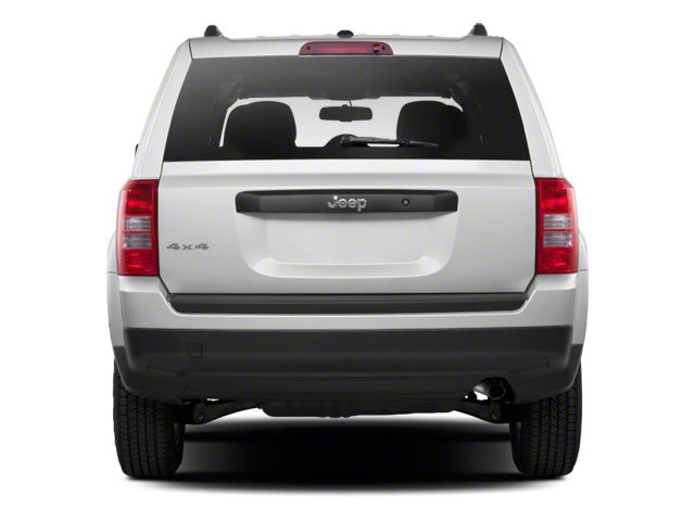 2012 Jeep Patriot Prices and Values Utility 4D Latitude 4WD rear view