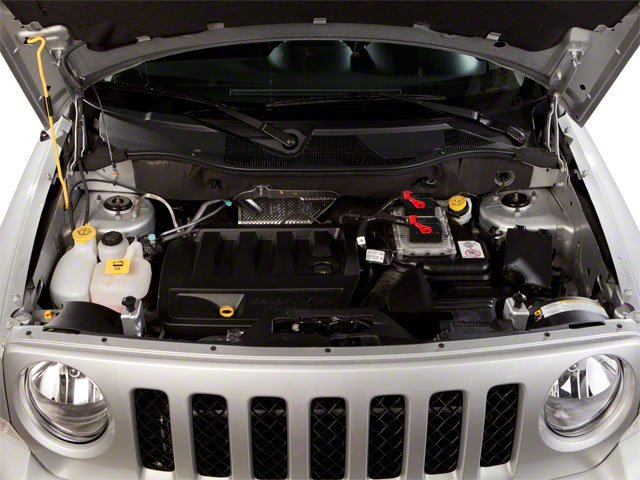 2012 Jeep Patriot Prices and Values Utility 4D Latitude 4WD engine