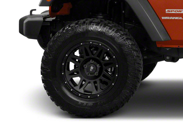 2012 Jeep Wrangler Prices and Values Utility 2D Sport 4WD wheel