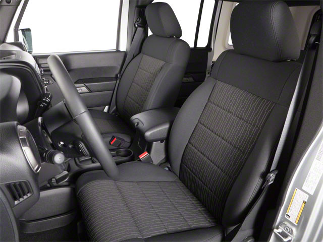 2012 Jeep Wrangler Unlimited Prices and Values Utility 4D Unlimited Rubicon 4WD front seat interior