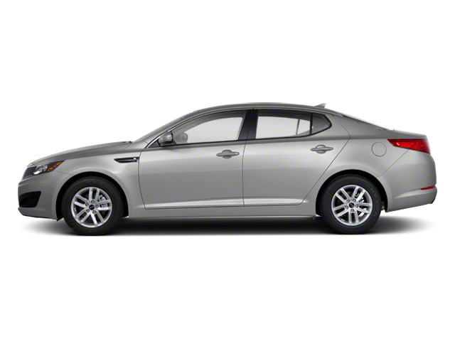 2012 Kia Optima Prices and Values Sedan 4D LX side view