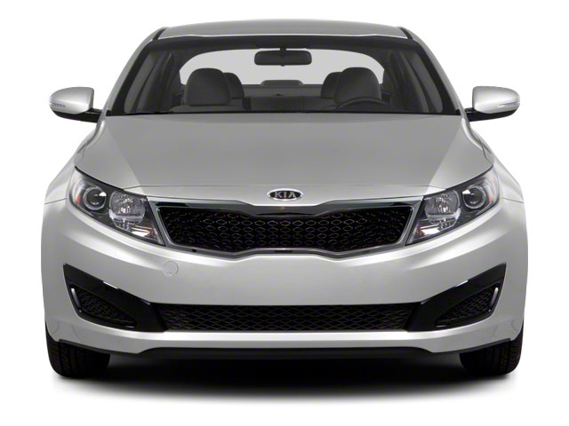 2012 Kia Optima Prices and Values Sedan 4D LX front view