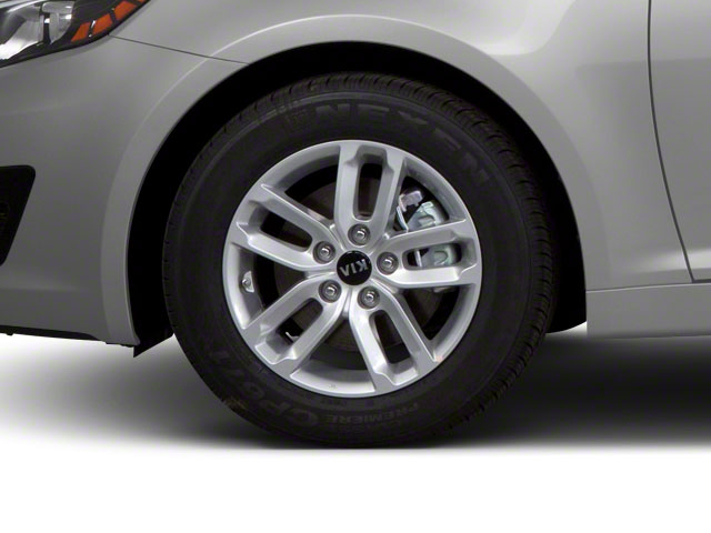 2012 Kia Optima Prices and Values Sedan 4D LX wheel