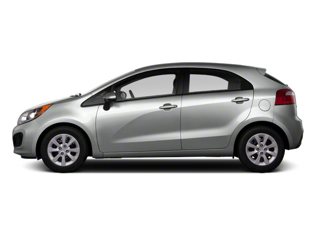 2012 Kia Rio Prices and Values Hatchback 5D SX side view