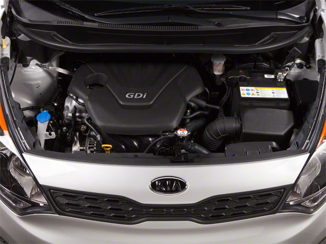 2012 Kia Rio Prices and Values Hatchback 5D SX engine