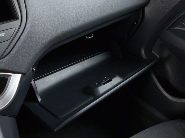 2012 Kia Rio Prices and Values Hatchback 5D SX glove box