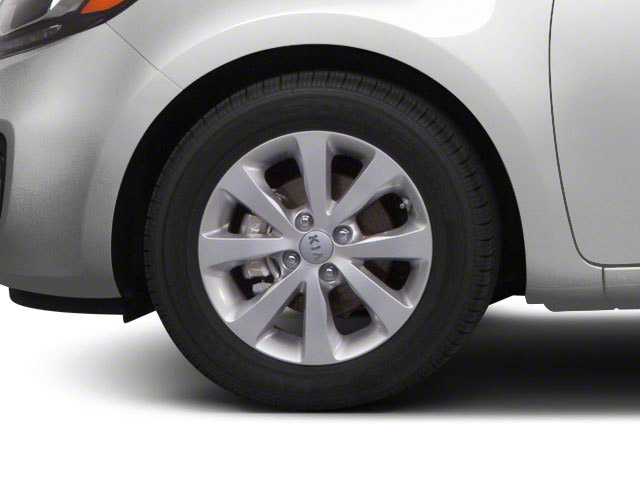 2012 Kia Rio Pictures Rio Sedan 4D LX photos wheel