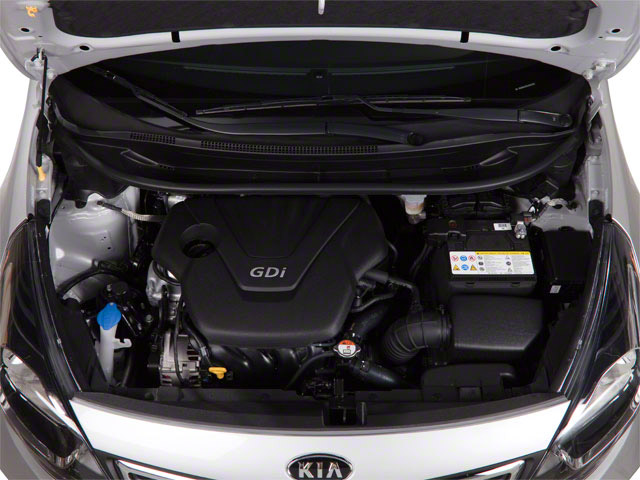 2012 Kia Rio Pictures Rio Sedan 4D LX photos engine