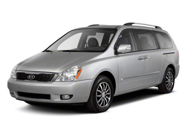 2012 Kia Sedona Prices and Values Wagon LX