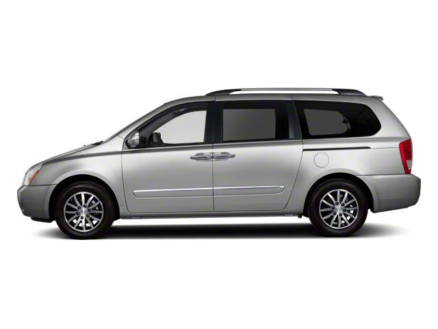 2012 Kia Sedona Prices and Values Wagon LX side view