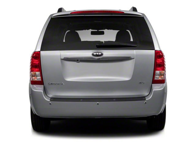 2012 Kia Sedona Prices and Values Wagon LX rear view