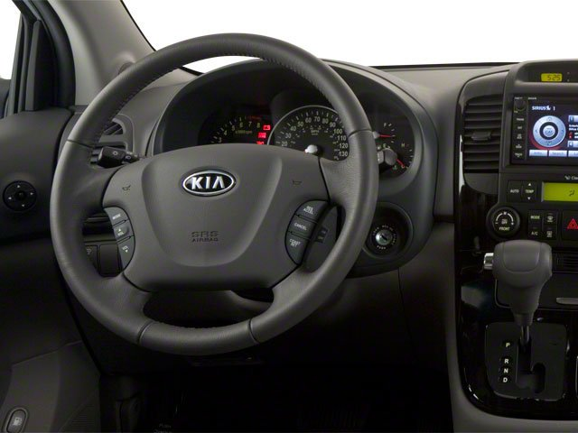 2012 Kia Sedona Prices and Values Wagon LX driver's dashboard