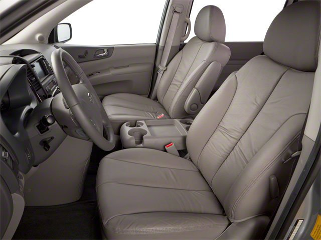 2012 Kia Sedona Prices and Values Wagon LX front seat interior