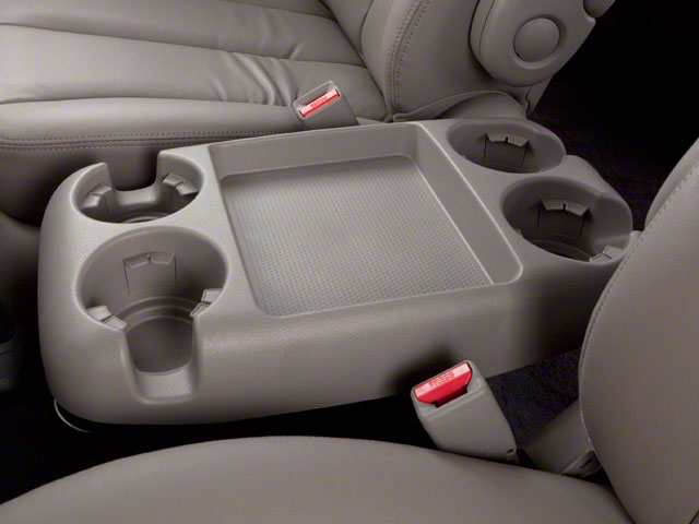 2012 Kia Sedona Prices and Values Wagon LX center storage console