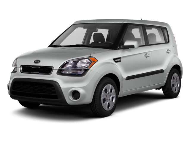 2012 Kia Soul Prices and Values Wagon 4D !