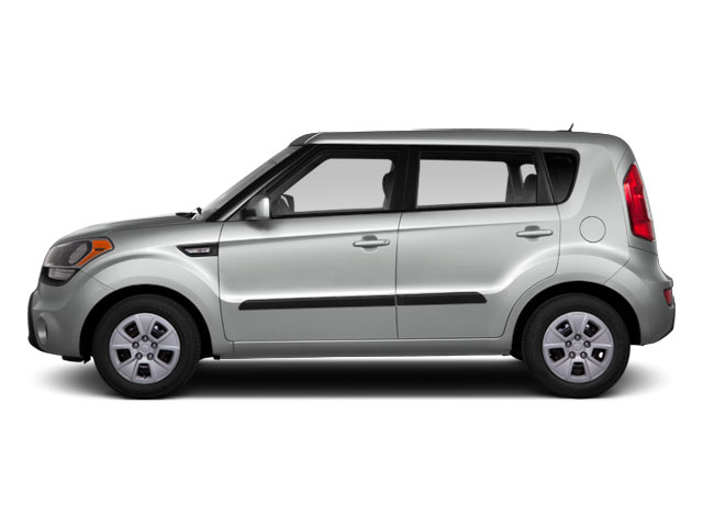 2012 Kia Soul Prices and Values Wagon 4D ! side view