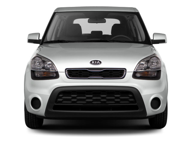 2012 Kia Soul Prices and Values Wagon 4D ! front view