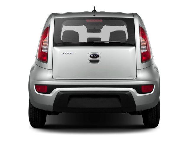 2012 Kia Soul Prices and Values Wagon 4D ! rear view