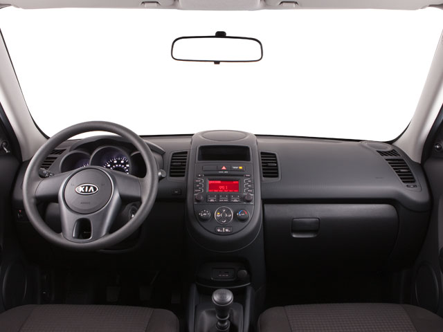 2012 Kia Soul Prices and Values Wagon 4D ! full dashboard