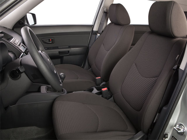 2012 Kia Soul Prices and Values Wagon 4D ! front seat interior