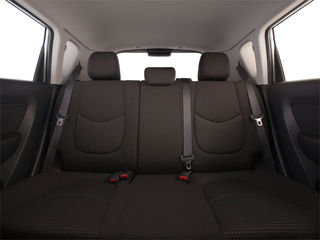 2012 Kia Soul Prices and Values Wagon 4D ! backseat interior