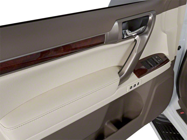 2012 Lexus GX 460 Prices and Values Utility 4D 4WD driver's door