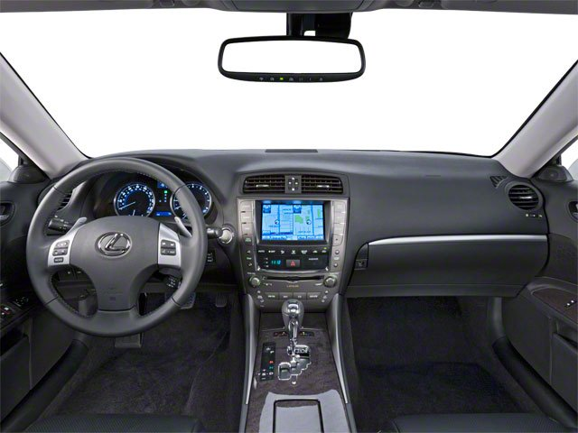 2012 Lexus IS 350 Prices and Values Sedan 4D IS350 AWD full dashboard