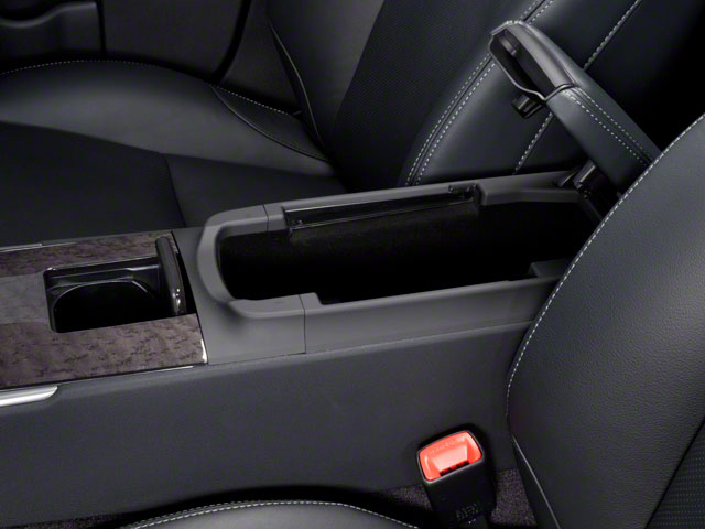 2012 Lexus IS 350 Prices and Values Sedan 4D IS350 AWD center storage console
