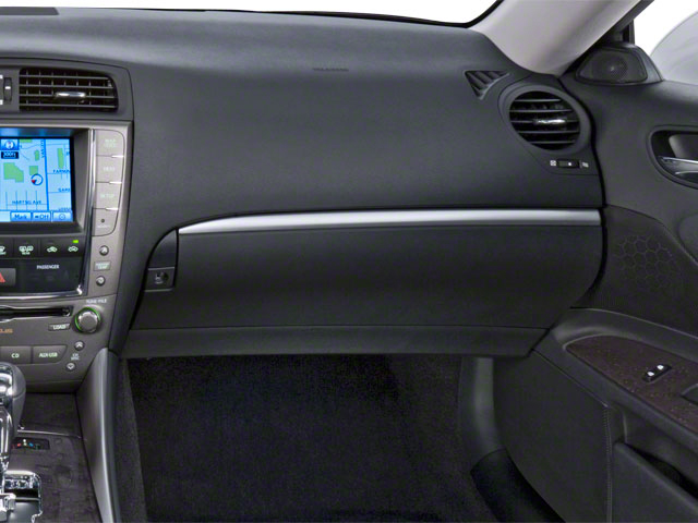 2012 Lexus IS 350 Prices and Values Sedan 4D IS350 AWD passenger's dashboard