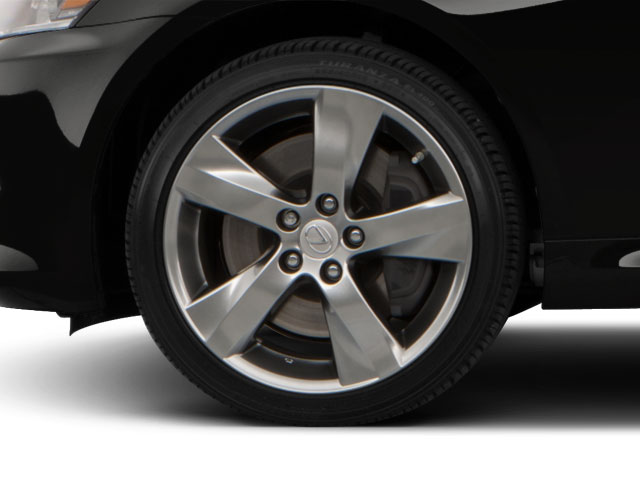 2012 Lexus IS 350C Prices and Values Convertible 2D IS350 wheel