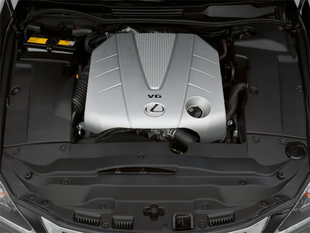 2012 Lexus IS 350C Prices and Values Convertible 2D IS350 engine