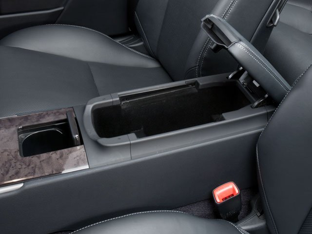 2012 Lexus IS 350C Prices and Values Convertible 2D IS350 center storage console