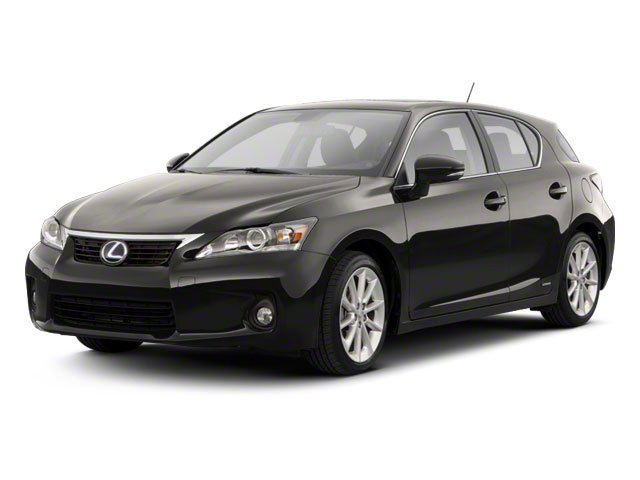 2012 Lexus CT 200h Prices and Values Hatchback 5D CT200h
