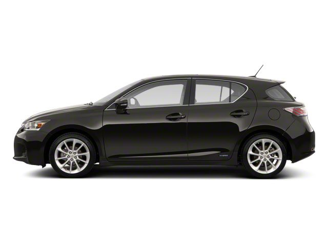 2012 Lexus CT 200h Prices and Values Hatchback 5D CT200h side view