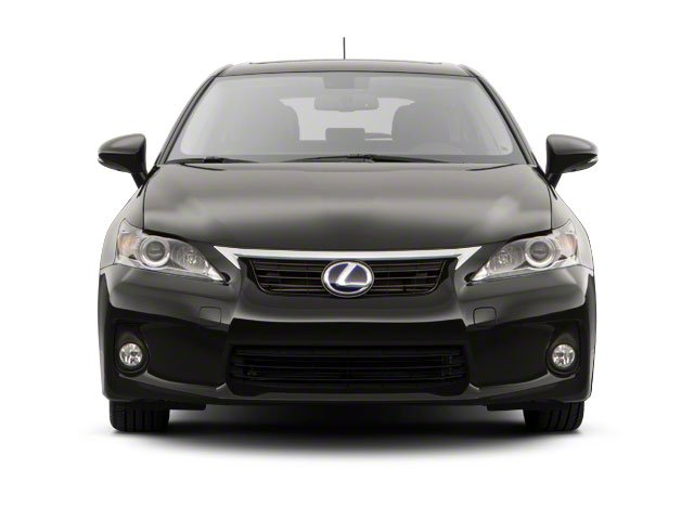 2012 Lexus CT 200h Prices and Values Hatchback 5D CT200h front view