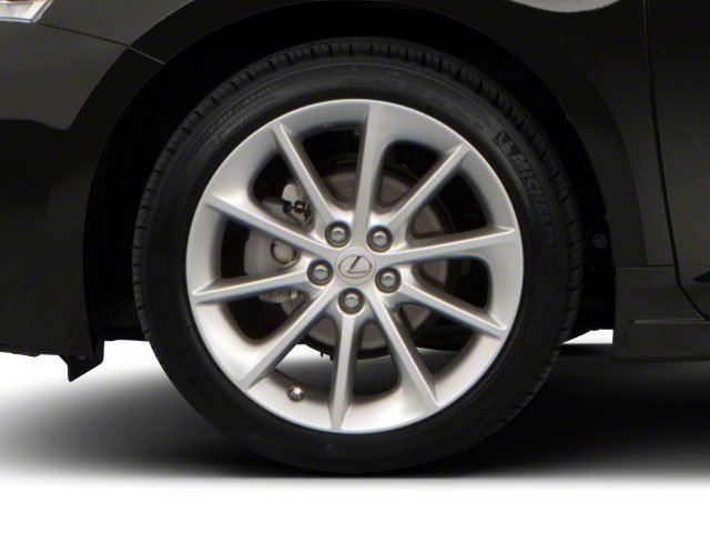 2012 Lexus CT 200h Prices and Values Hatchback 5D CT200h wheel