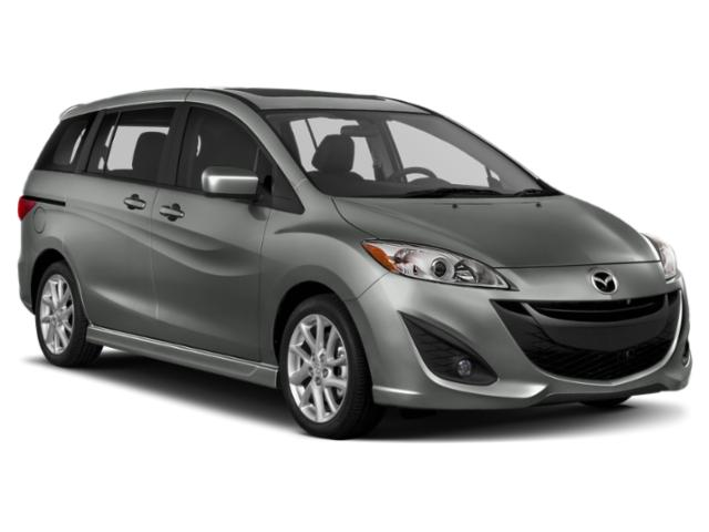 2012 Mazda Mazda5 Prices and Values Wagon 5D Sport side front view
