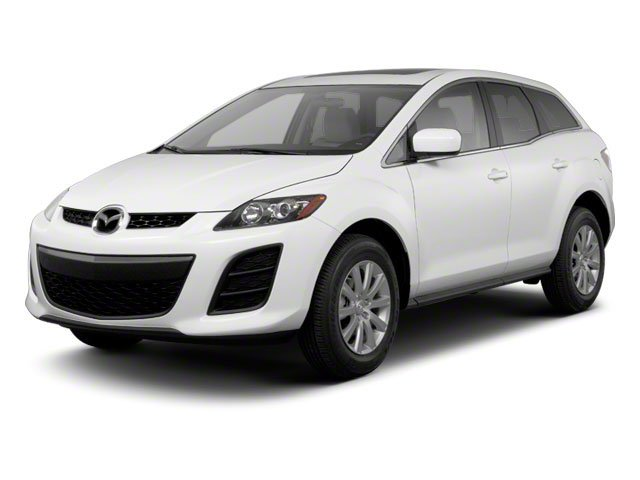 2012 Mazda CX-7 Prices and Values Wagon 4D s GT side front view