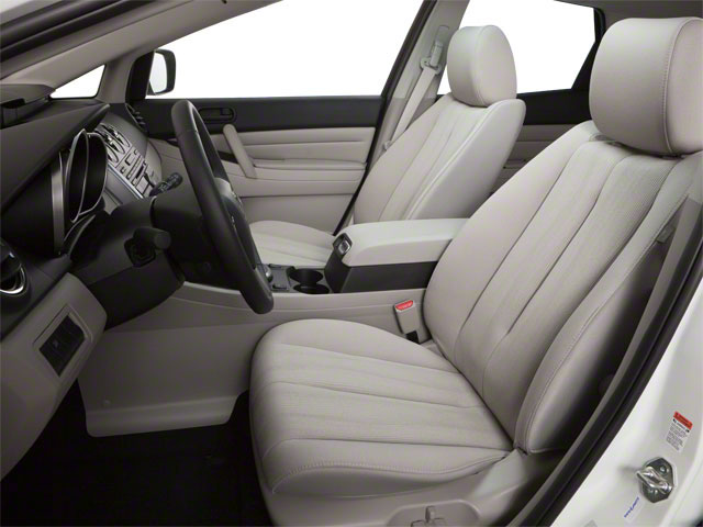 2012 Mazda CX-7 Prices and Values Wagon 4D s GT front seat interior