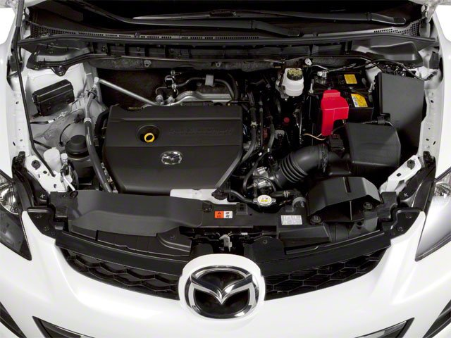 2012 Mazda CX-7 Pictures CX-7 Wagon 4D s GT AWD photos engine